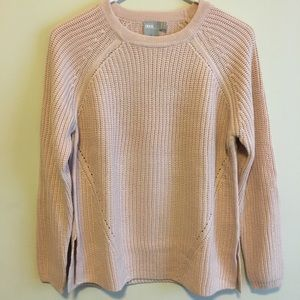 Fare pink sweater from asos